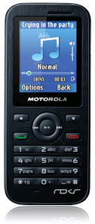Motorola WX390: The Cheapest ROKR in Town