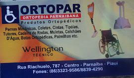 ORTOPAR - Ortopedia Parnaibana