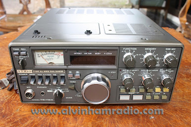 VHF/UHF ALL MODE TRANSCEIVER TRIO TS 780