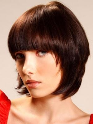 corte de cabello medio