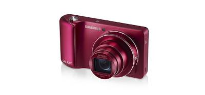 Samsung Galaxy Camera Wi-Fi Only Red