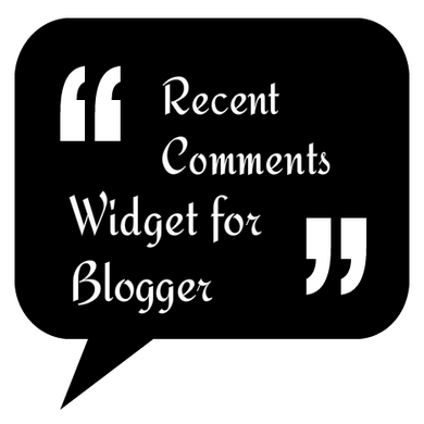 Add a Simple Recent Comments Widget to Blogger