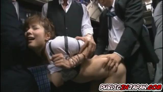 JAV – Yuma Asami Asian doll has public sex at Japanese Whores – Bokep Japan