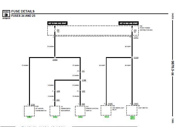 Bmw blower fan wiring diagrams free engine