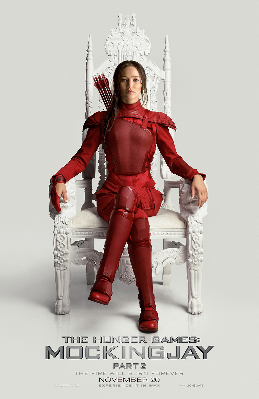 The worldwide phenomenon of The Hunger Games continues to set the world on fire with The Hunger Games: Mockingjay - Part 1, which finds Katniss Everdeen (Jennifer Lawrence) in District 13 after she literally shatters the games forever.
