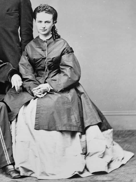 Elizabeth Clift Bacon Custer