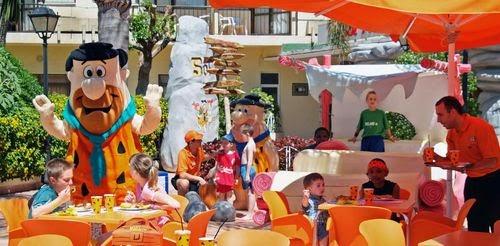 Fiestas Infantiles Decoradas con los Picapiedras, parte 2