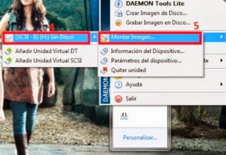 Crack Daemon tools pro