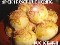 Aneka Resep Kue Kering Lebaran | Resep Kue Kering Lebaran Idul Fitri