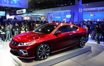 2013 Honda Accord Coupe Redesign Plug-in Hybrid | CarandBlog - New Car