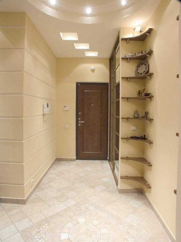 Идеи вашего дома дизайн коридора