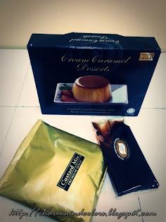 PREMIUM GOLD Cream Caramel (Amway)