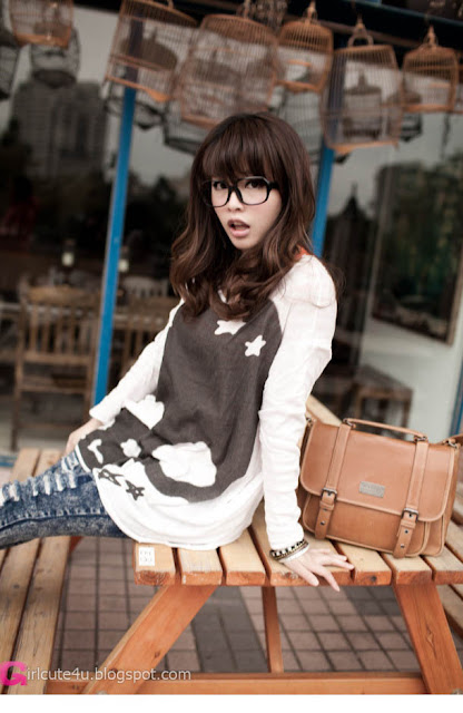 2 Lin Yu - Coffee, House, the Drop-very cute asian girl-girlcute4u.blogspot.com