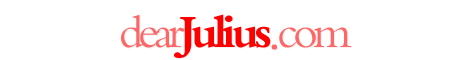 dearJulius.com