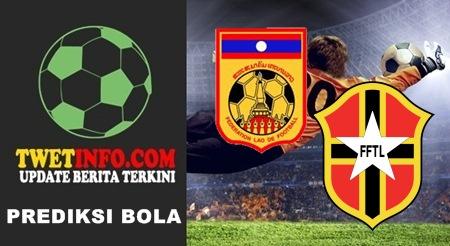Prediksi Laos U16 vs Timor Leste U16, AFC U16 18-09-2015