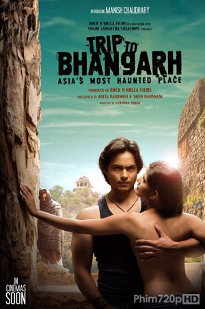 Trip To Bhangarh 2014 poster