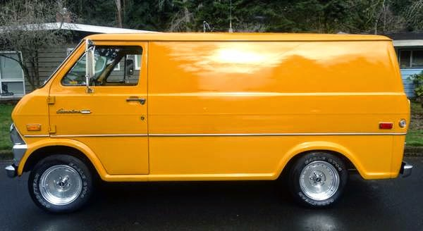 1972 Ford Econoline Van E100 | Auto Restorationice
