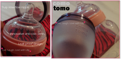 review, como tomo review, best baby bottle for breastfed baby, flexible