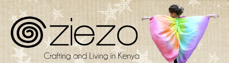 ziezo - Crafting and Living in Kenya