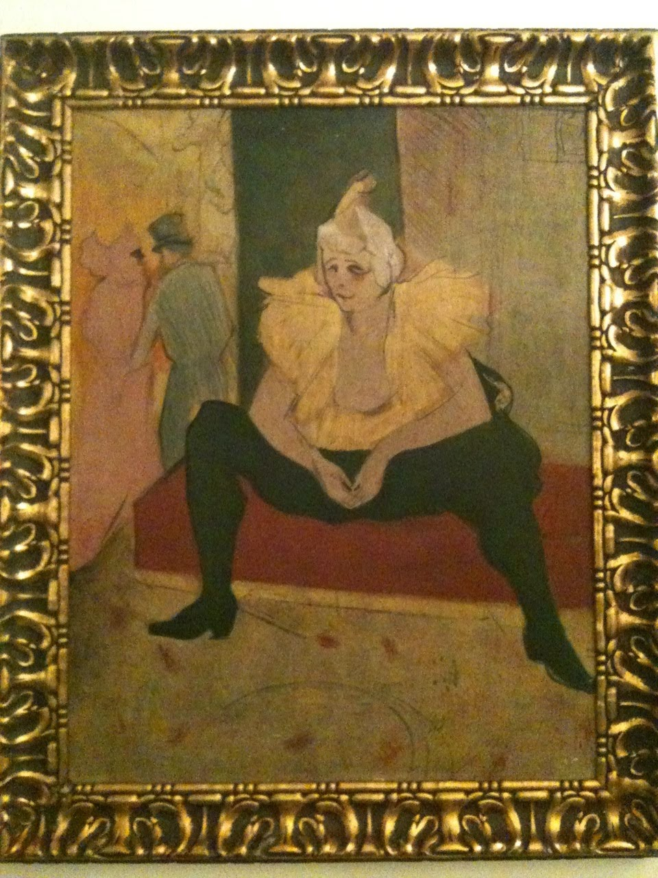 Toulouse Lautrec discovered