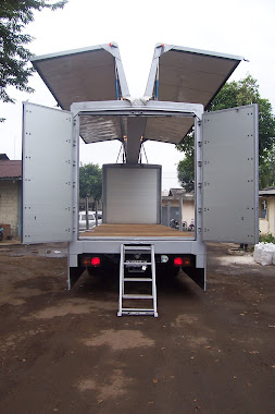 MITSUBISHI KAROSERI WING BOX KUPU2