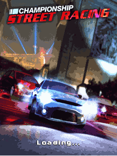 Championship: Street racing - Java Mobile Game,games for touchscreen mobiles