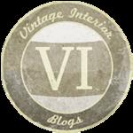 Hanne och Mia har startat Vintage Interiör Blogs!