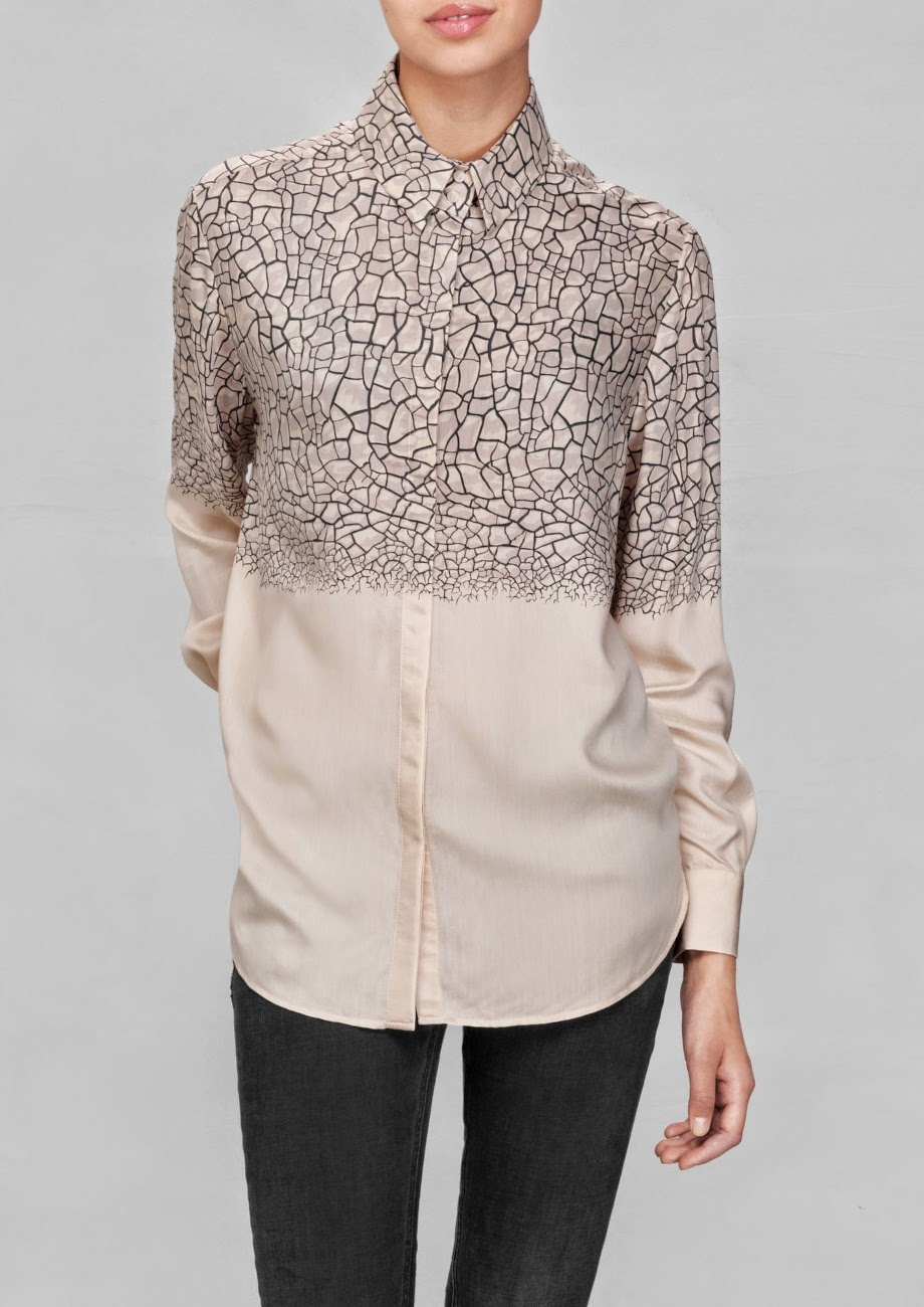 Quirky top that would be easy to wear for people with psoriasis