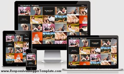 Sumpehlo Photography Responsive Blogger Template