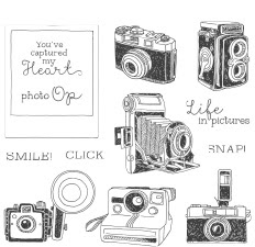 Stamp of the Month - Life in Pictures