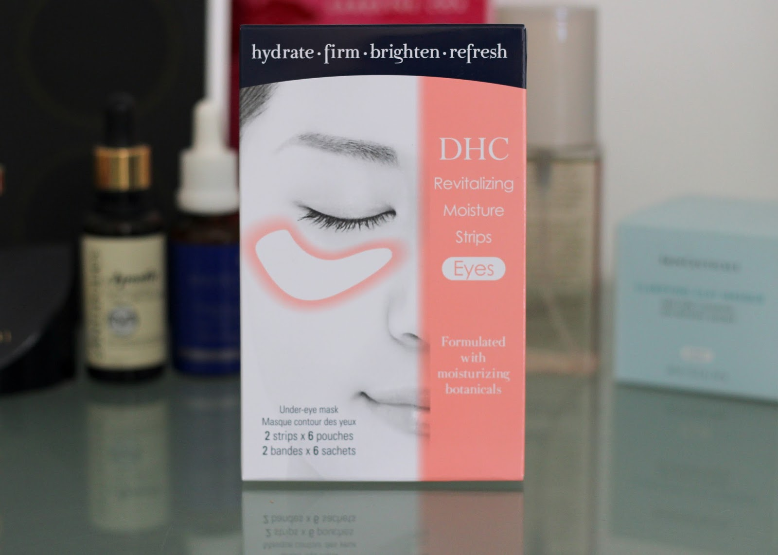 DHC Revitalizing Moisture Strips