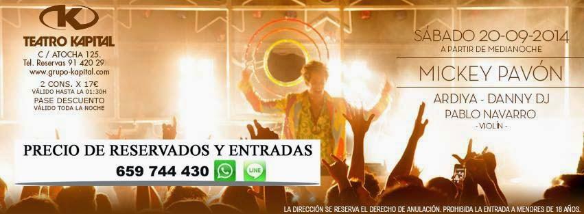 Discotecas gratis madrid 659 74 44 30 whatsapp reservados for Kapital jueves gratis