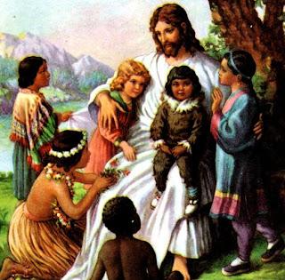 jesus wallpaper 110 : jesus love childreen