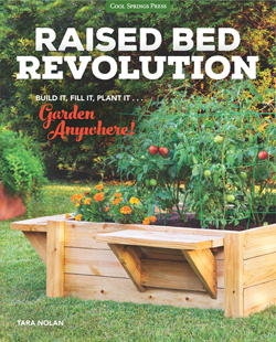 Book Review & Giveaway: Raised Bed Revolution
