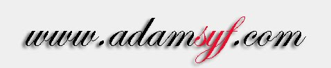 Adamsyf | Official Accounts