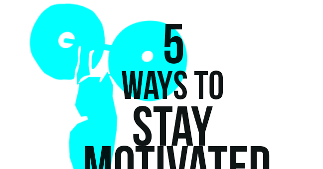how to keep motivated for the gym