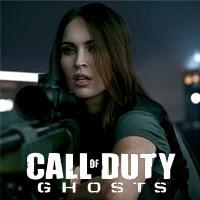 La actriz Megan Fox en el nuevo spot de Call Of Duty: Ghost