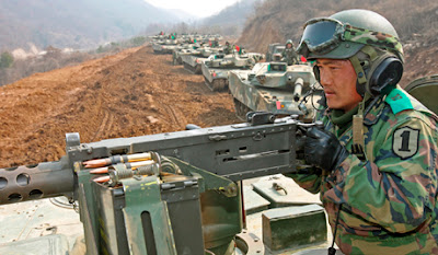 Anggaran Pertahanan Nasional Korsel Capai 214 triliun Won
