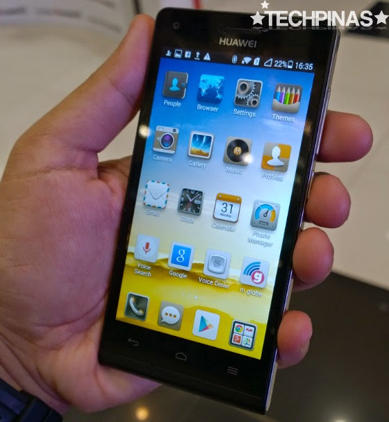 Huawei Ascend G6 Philippines, Huawei Ascend G6
