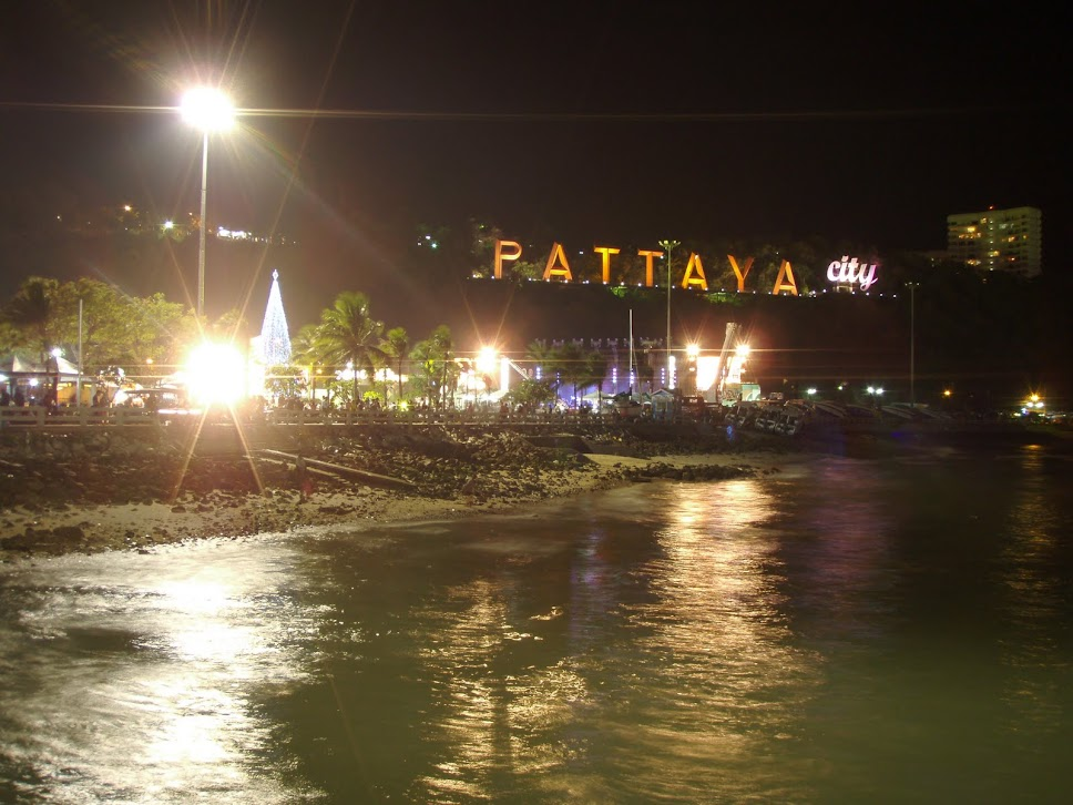 พัทยา, ที่พักพัทยา, พัทยาใต้, แหลมบาลีฮาย, Pattaya Countdown 2011