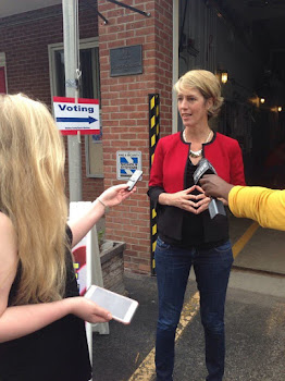 Federal Primaries Today in Much of Upstate