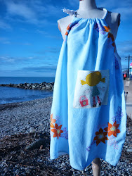Apron Dresses on folksy