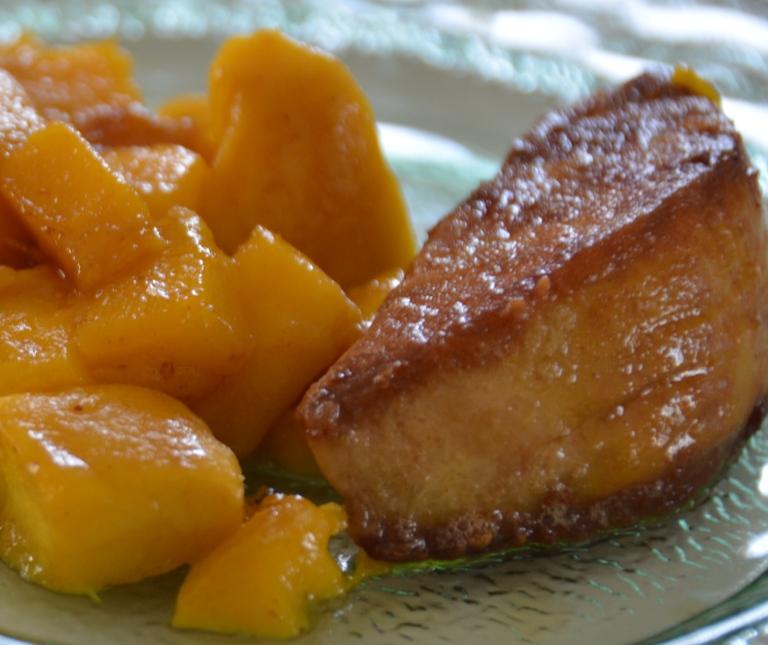 La gazette des fourneaux foie gras po l - Cuisiner un foie gras congele ...