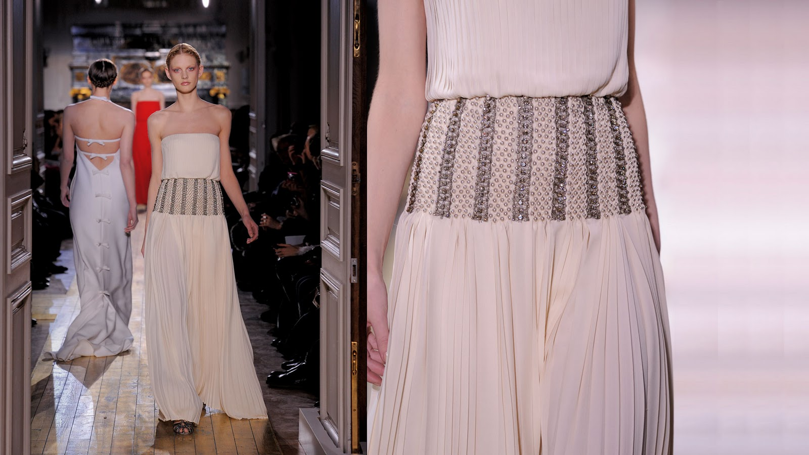Alice 39 s little box valentino haute couture s s 2011 for Haute couture translation