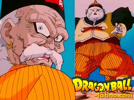 Dragon Ball Z capitulo 129