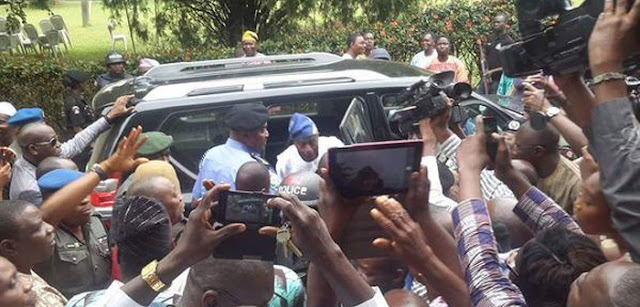kidnapped Olu falae,olu falae released,olu falae family pays ransom to kidnappers,Olu falae