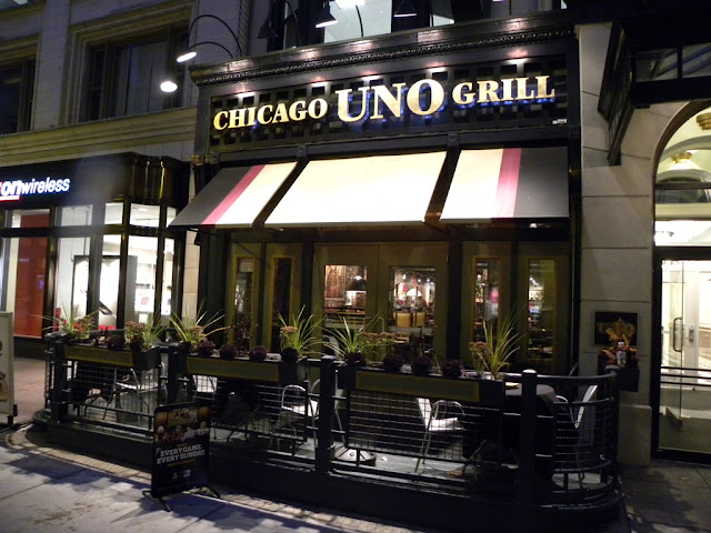 Chicago Uno Boston