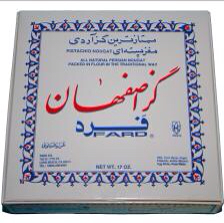 """The Iranian gaz stored with flour is called """"gaz-e-ardi"""". which available at Pars Market!"""
