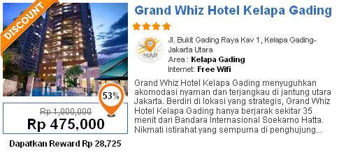 Berikut Adalah Daftar Hotel Murah Jakarta Daerah Sunter