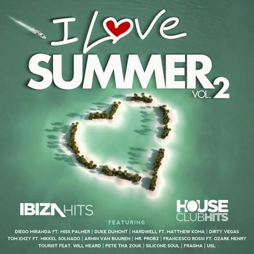 I Love Summer Vol. 2 (2014) [iTunes Edition]